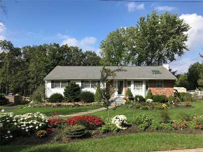 Port Jefferson NY Single Family Home For Sale: $469,000