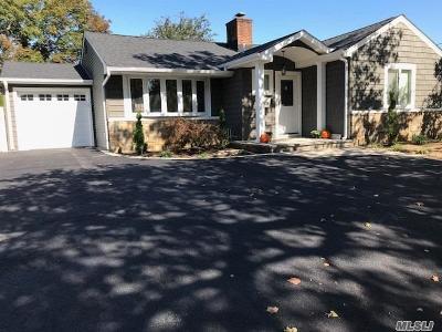 Merrick Single Family Home For Sale: 1529 Jerusalem Ave