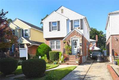 Flushing Single Family Home For Sale: 45-78 166th St