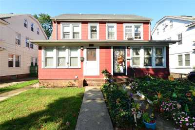 Flushing Single Family Home For Sale: 45-48 170th St