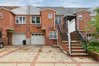 Flushing Multi Family Home For Sale: 54-21 151 St