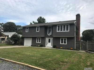 Islip Single Family Home For Sale: 85 Whitman Ave