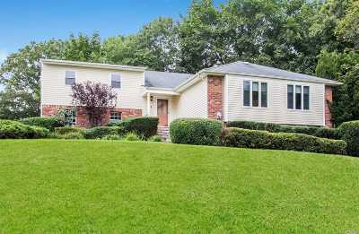 Commack Single Family Home For Sale: 2 Jill Dr