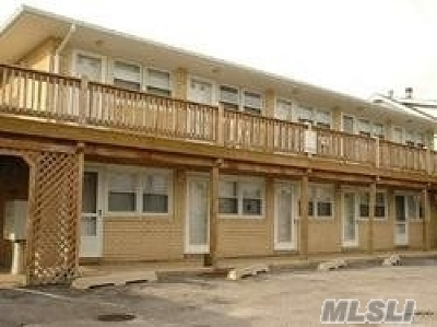 Long Beach NY Condo/Townhouse For Sale: $245,000