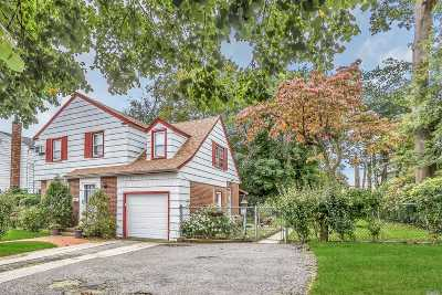 Freeport Single Family Home For Sale: 399 W Merrick Rd