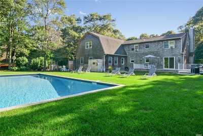 East Hampton Single Family Home For Sale: 47 N Manor Ln