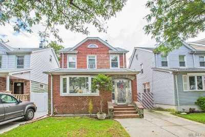 Bellerose, Glen Oaks Single Family Home For Sale: 89-35 240th St