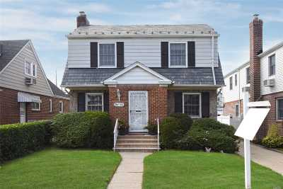 Bayside Single Family Home For Sale: 56-30 215th St