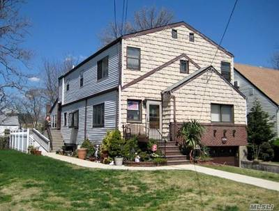 Cedarhurst Multi Family Home For Sale: 574 Lincoln St