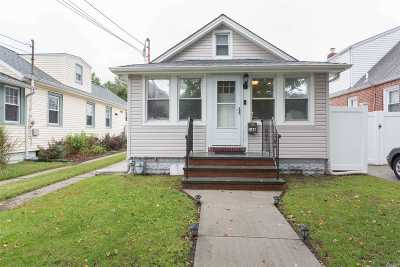Franklin Square Single Family Home For Sale: 166 Monroe St
