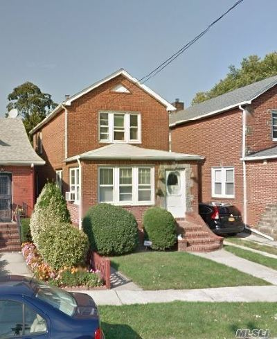Flushing Single Family Home For Sale: 171-49 45th Ave