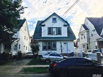 Woodhaven Multi Family Home For Sale: 87-36 98th St