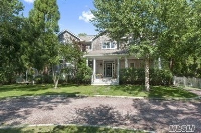 Sagaponack Single Family Home For Sale: 86 Northwest Path