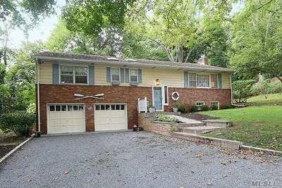 Huntington NY Single Family Home For Sale: $569,000