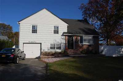 Levittown Single Family Home For Sale: 189 Elm Pl