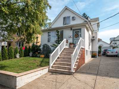 Flushing Single Family Home For Sale: 56-25 135th St