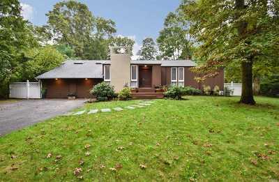 Huntington NY Single Family Home For Sale: $519,000
