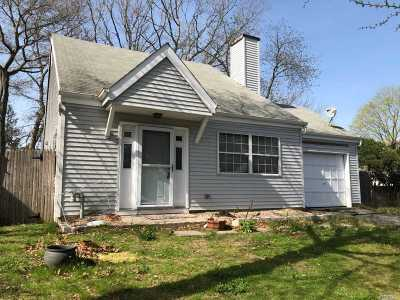 Huntington NY Single Family Home For Sale: $224,900