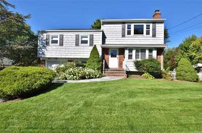 Greenlawn Single Family Home For Sale: 9 Masefield Dr