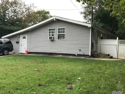 central Islip Single Family Home For Sale: 24 Hackmatac St