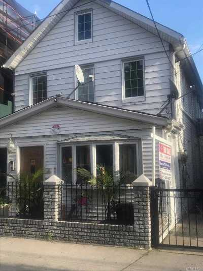 Jamaica Multi Family Home For Sale: 145-48 106th Ave