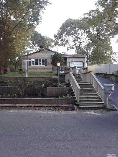 Selden Single Family Home For Sale: 36 Oneida Ave