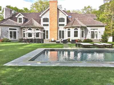 East Hampton Single Family Home For Sale: 19 Old School House Ln