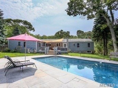 East Hampton Single Family Home For Sale: 2 Fenmarsh Rd