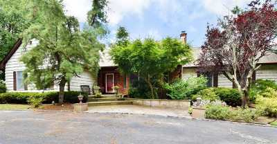 Greenlawn Single Family Home For Sale: 327 Greenlawn Rd
