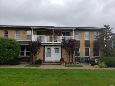 Middle Island Condo/Townhouse For Sale: 58 Artist Lake Dr