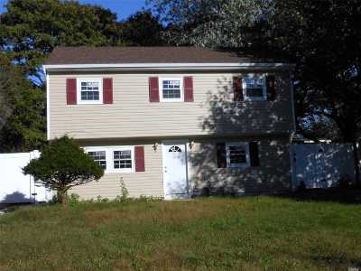 Bellport Single Family Home For Sale: 717 Bellport Ave