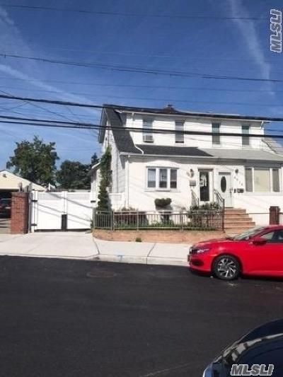 Ozone Park Single Family Home For Sale: 98-11 Albert Rd