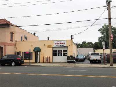 Island Park, Long Beach, Lynbrook, Oceanside, Rockville Centre Business Opportunity For Sale: 236 Merrick Rd