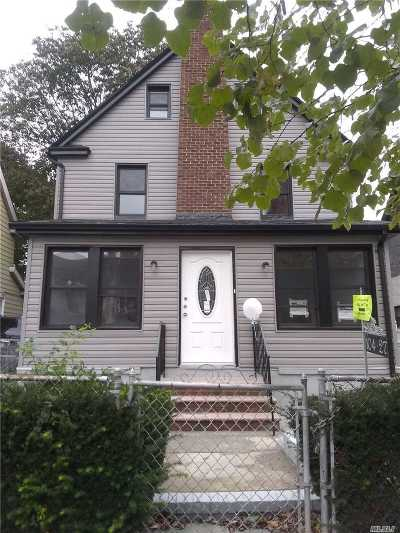 Jamaica Multi Family Home For Sale: 104-27 196th St