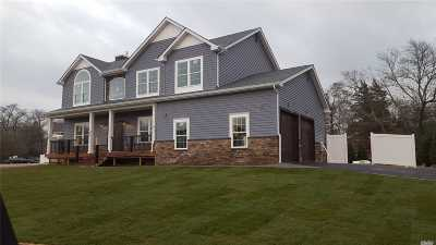 Oakdale Single Family Home For Sale: 57 Grassmere Ave