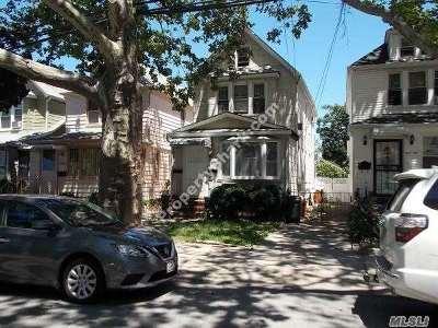 Rego Park Single Family Home For Sale: 62-55 Austin St