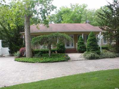 Hampton Bays Single Family Home For Sale: 1 Arbutus Ln