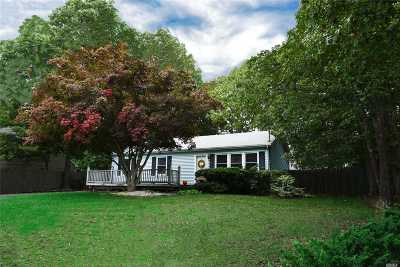 Holtsville Single Family Home For Sale: 7 Linden Ave