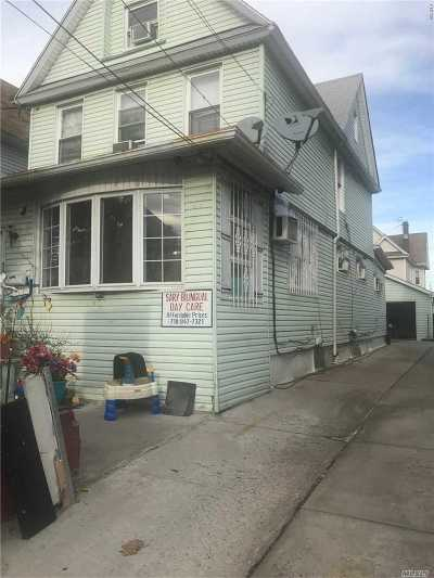 Richmond Hill Multi Family Home For Sale: 95-27 126th St