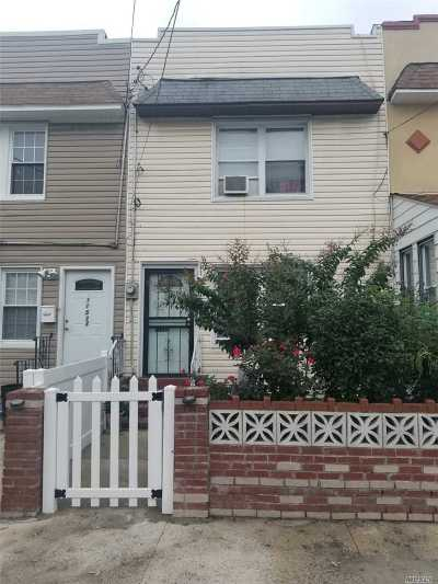 Jamaica Single Family Home For Sale: 115-20 147th St