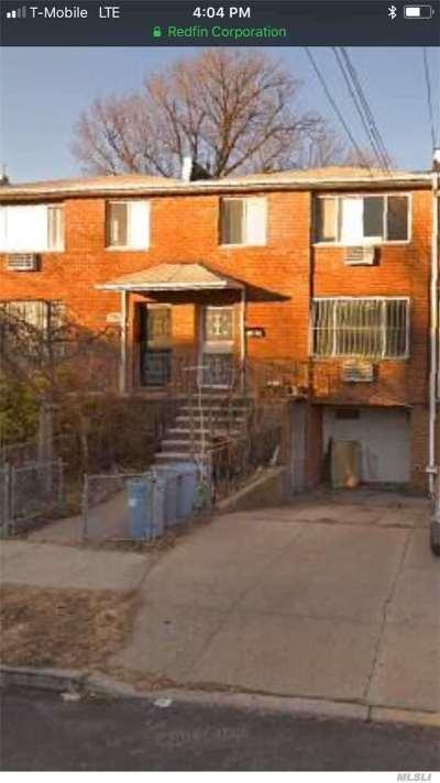Flushing Multi Family Home For Sale: 160-19 Station Rd