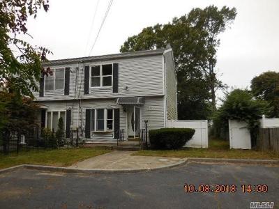 Bay Shore Single Family Home For Sale: 1140 E 3rd Ave