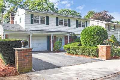 Huntington Single Family Home For Sale: 57 Lebkamp Ave