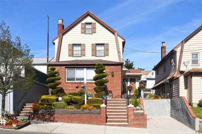 Flushing Single Family Home For Sale: 155-11 Cherry Ave