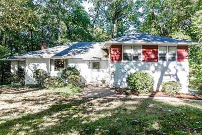 Huntington Single Family Home For Sale: 7 Meadowlark Ln