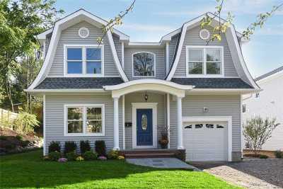 Port Washington Single Family Home For Sale: 6 Fifth Ave