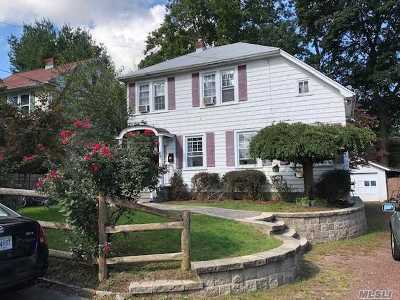 Huntington Sta NY Single Family Home For Sale: $292,900