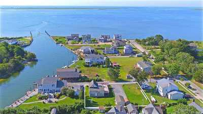 Center Moriches Single Family Home For Sale: 9 Sea Breeze Pl