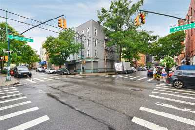 Brooklyn Multi Family Home For Sale: 126 Bedford Ave