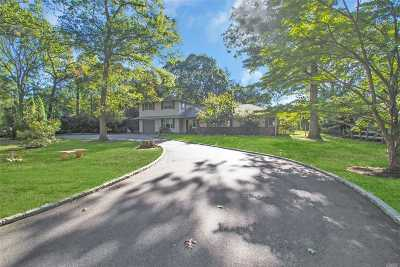 Huntington Single Family Home For Sale: 19 Timberline Dr